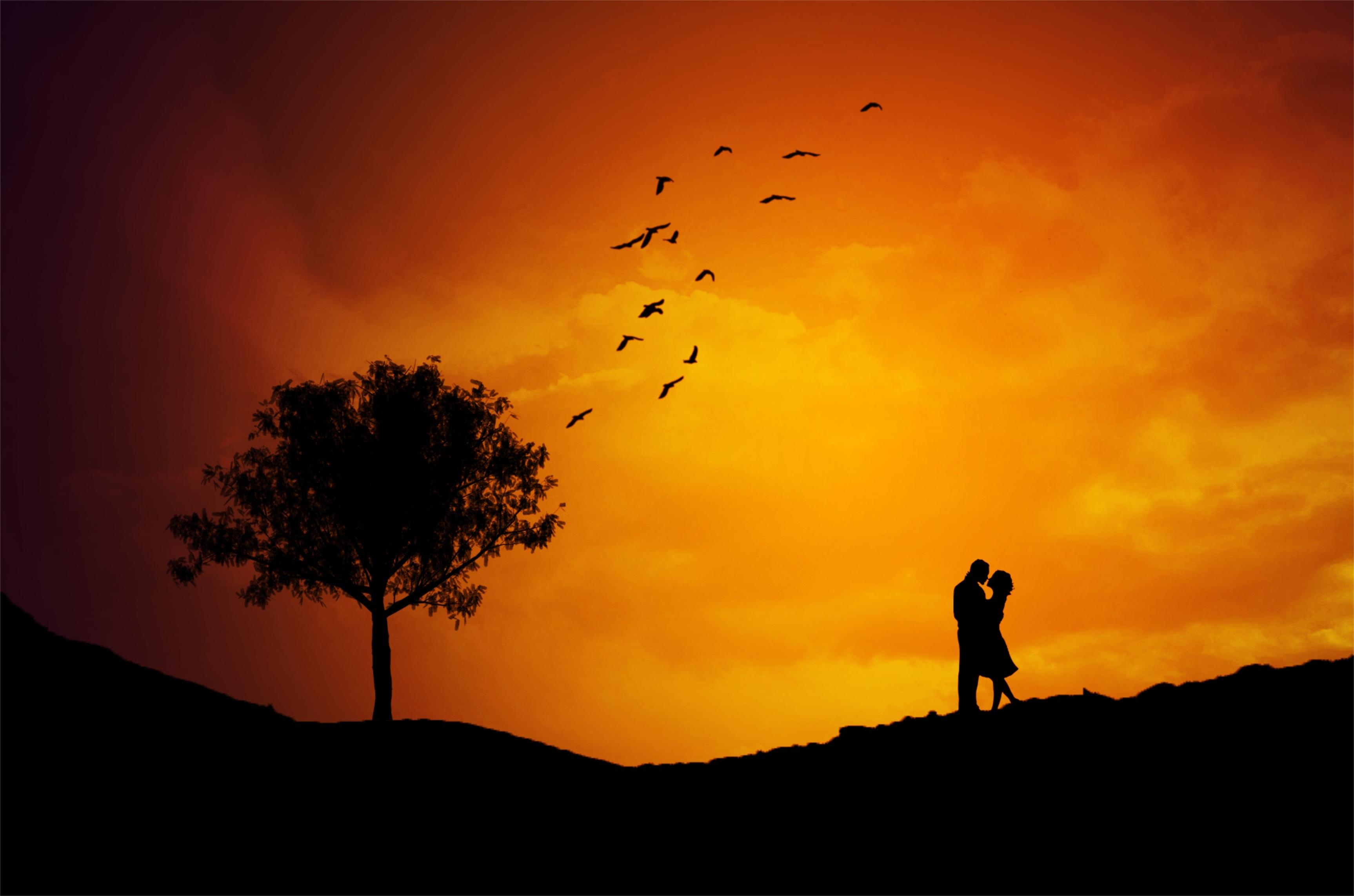 luna noua in Taur - sfatulparintilor.ro - pixabay_com - couple-3385801
