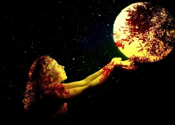 luna plina in Capricorn 2021