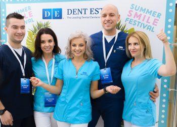 Dent Estet Summer Smile Festival