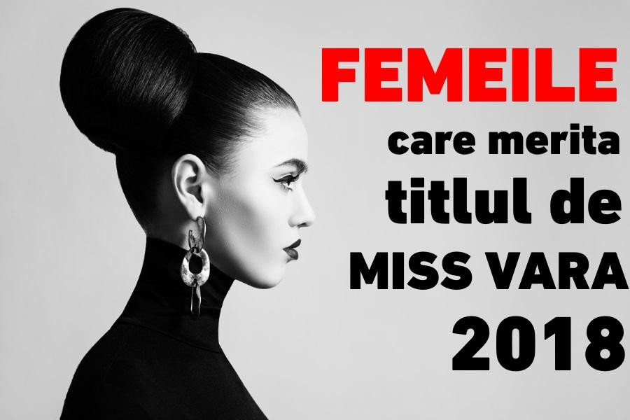 titlul de Miss în vara