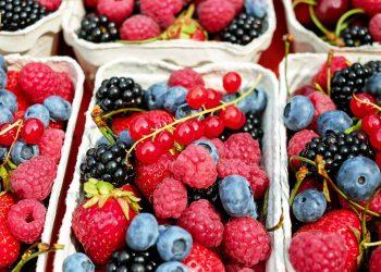 gustari sub 100 de calorii - SFATULPARINTILOR.RO - PIXABAY-COM - berries-1546125_1920