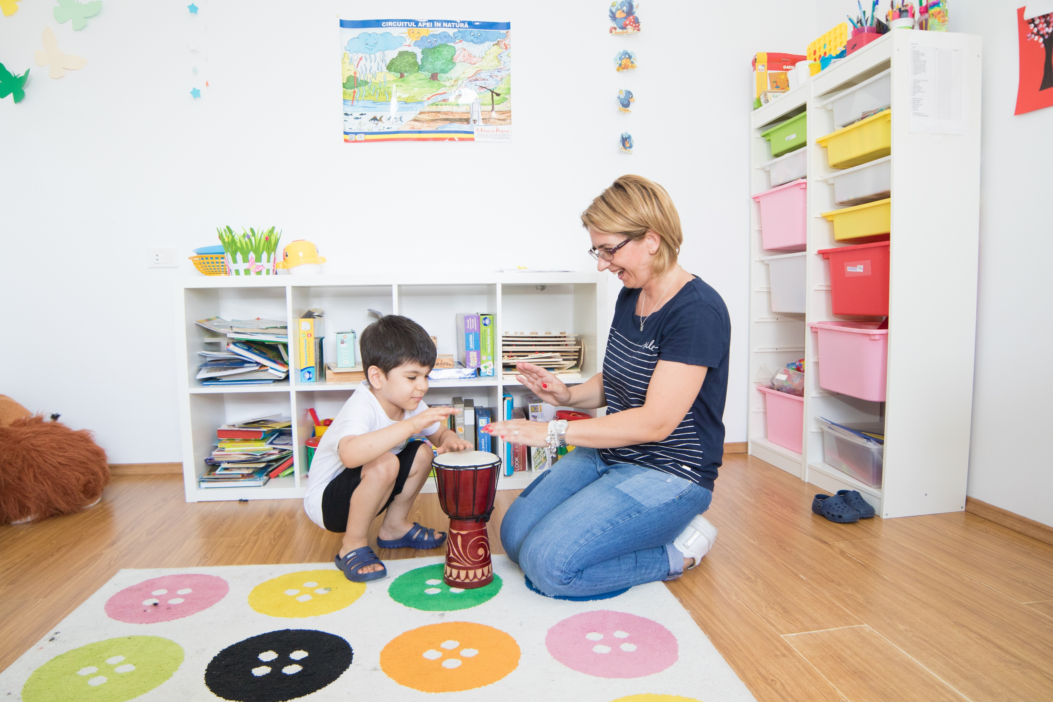 Abordarea BLUE in autism