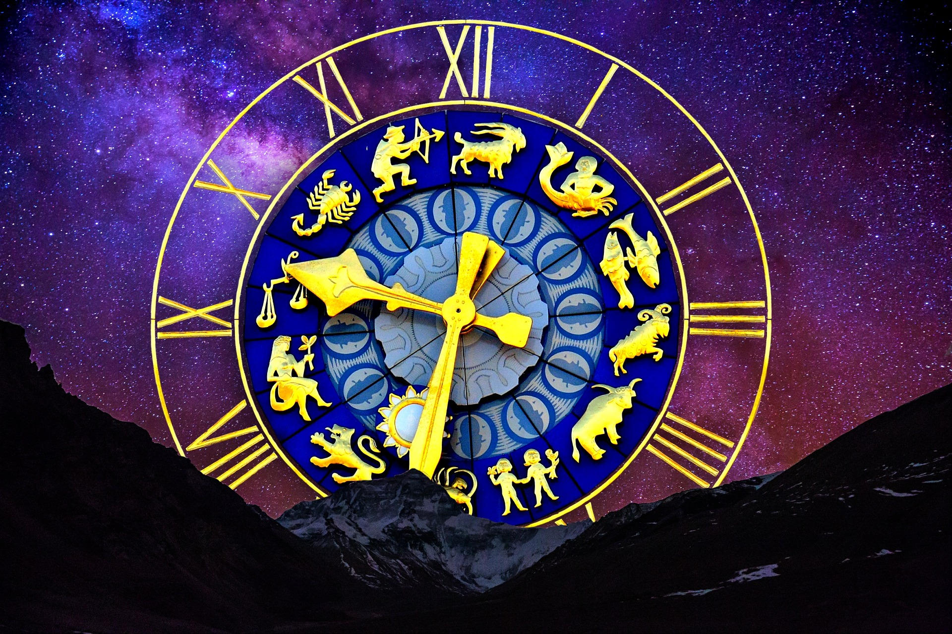 horoscop zilnic - sfatulparintilor.ro - pixabay_com - starry-sky-2533021_1920