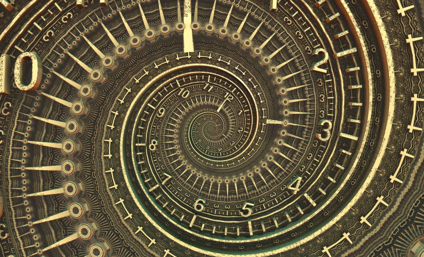 numerologie data nasterii - sfatulparintilor.ro - pixabay_com - time-machine-1974990_1920