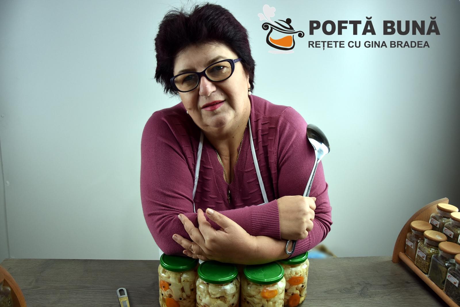 50 de ani, 50 de retete. Food bloggerul Gina Bradea, la Targului International Gaudeamus