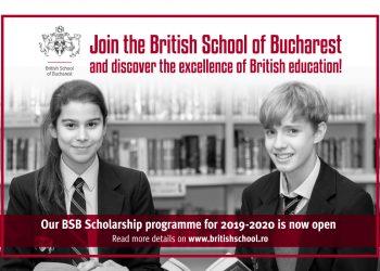 Program burse BSB 2019-2020