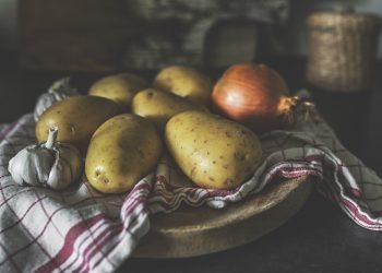 cartofi copti