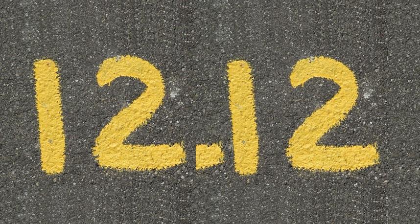 12.12 numerologie