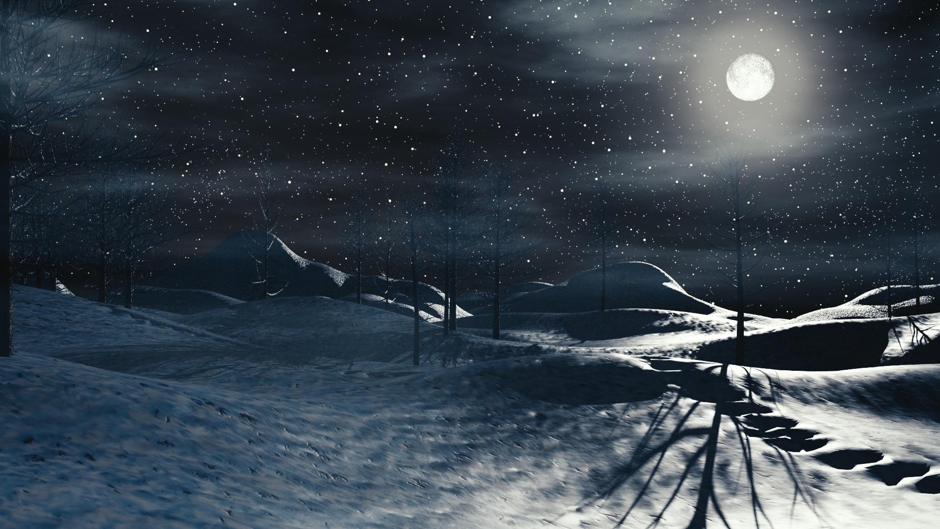 superluna plina in rac - sfatulparintilor.ro - pixabay_com - snow-1350948