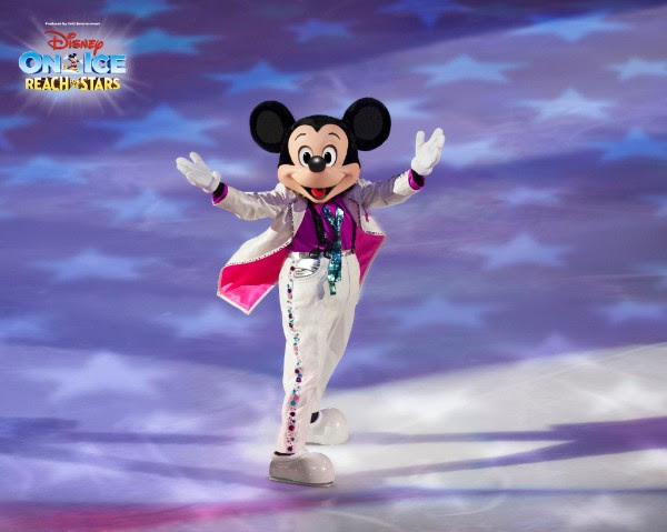 o nouă reprezentație Disney On Ice