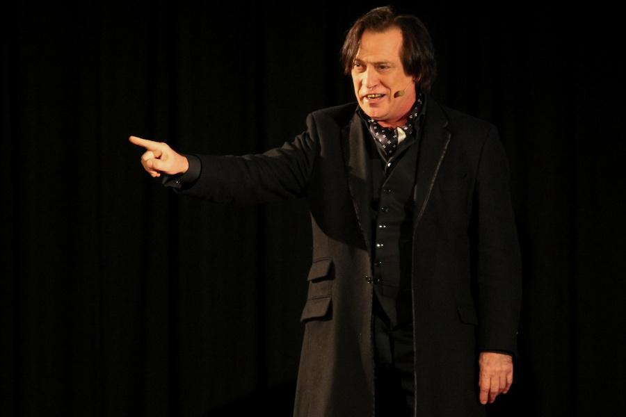 spectacol omagial Mihai eminescu