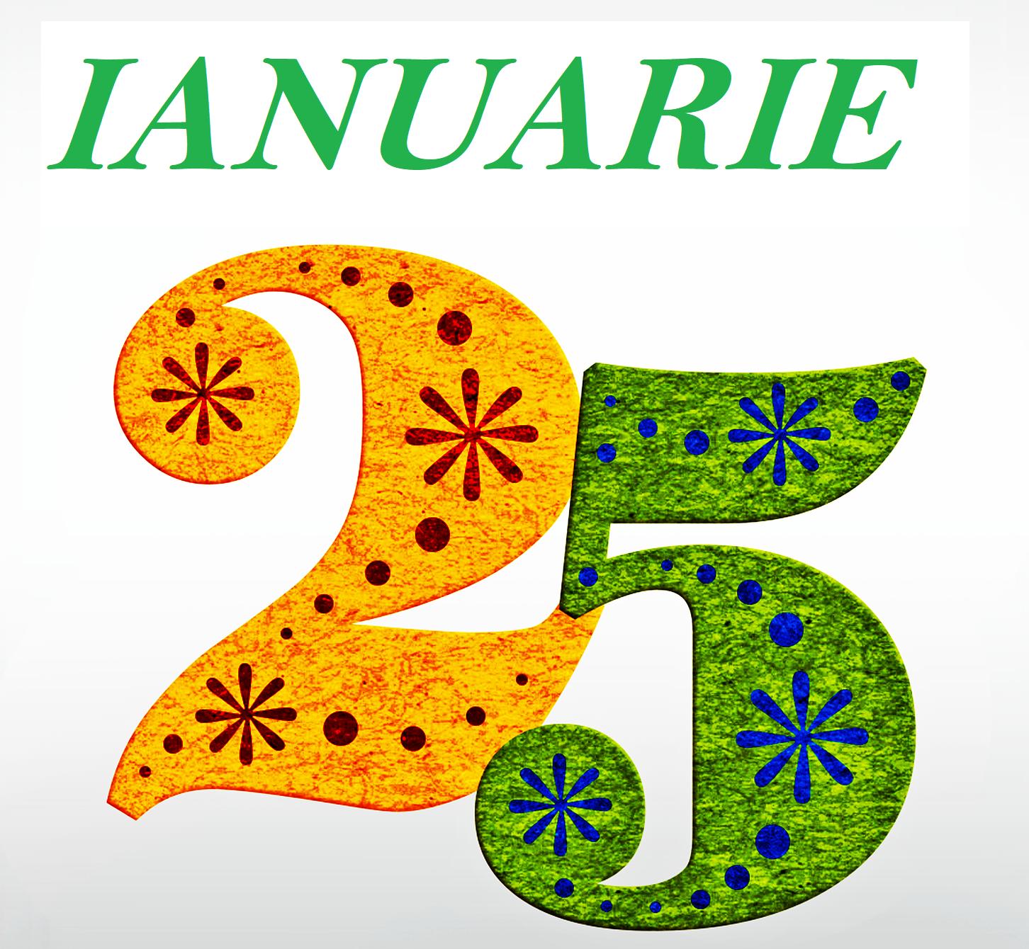 25 ianuarie zi libera - sfatulparintilor.ro - pixabay_com - calendar-3703607__340