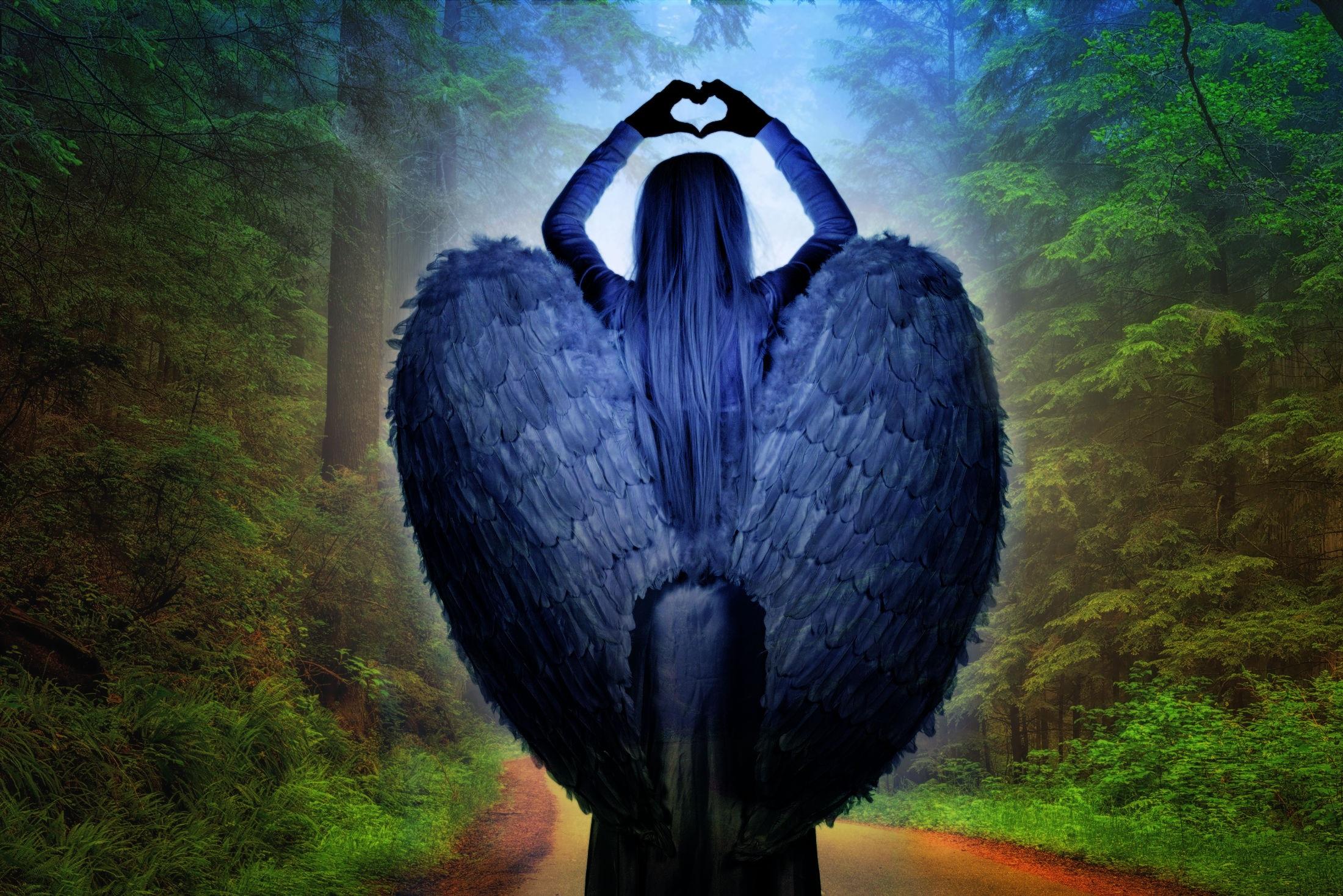 mesaje de la ingerii pazitori - sfatulpraintilor.ro - pixabay_com - angel-1099908