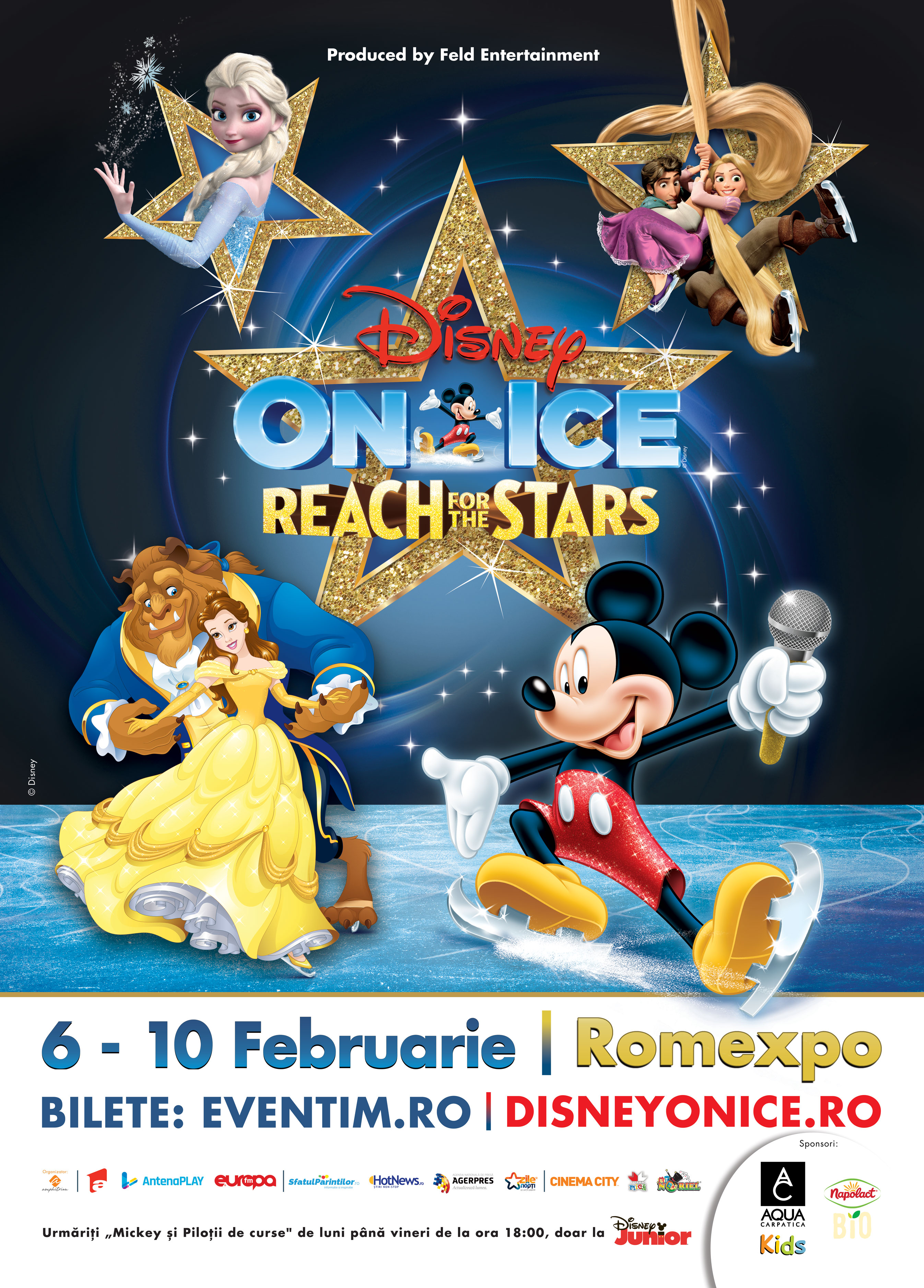 disney on ice suplimentare