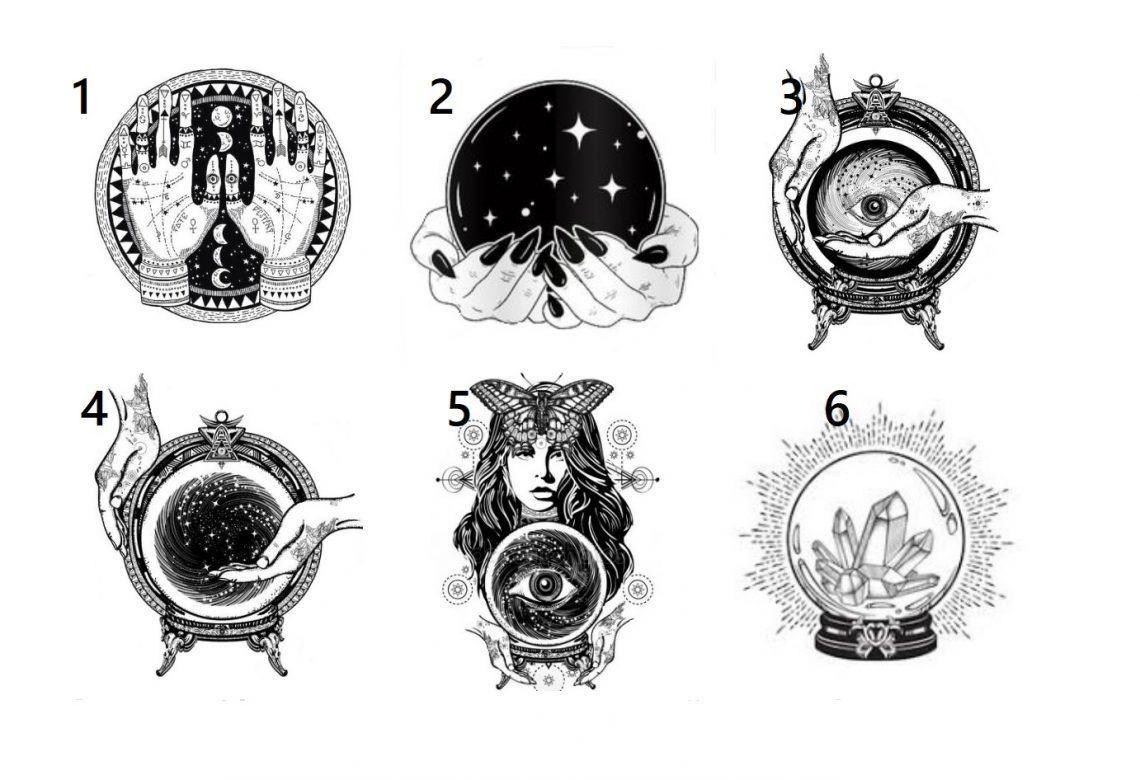 alege un glob magic