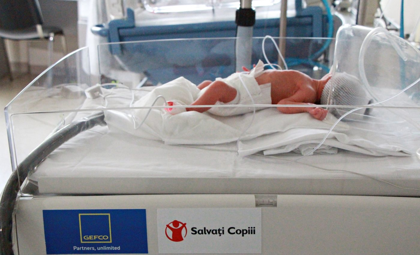 campania pentru dotarea maternităților