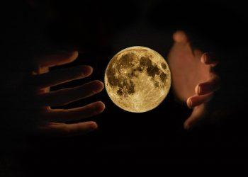 Luna plina dubla