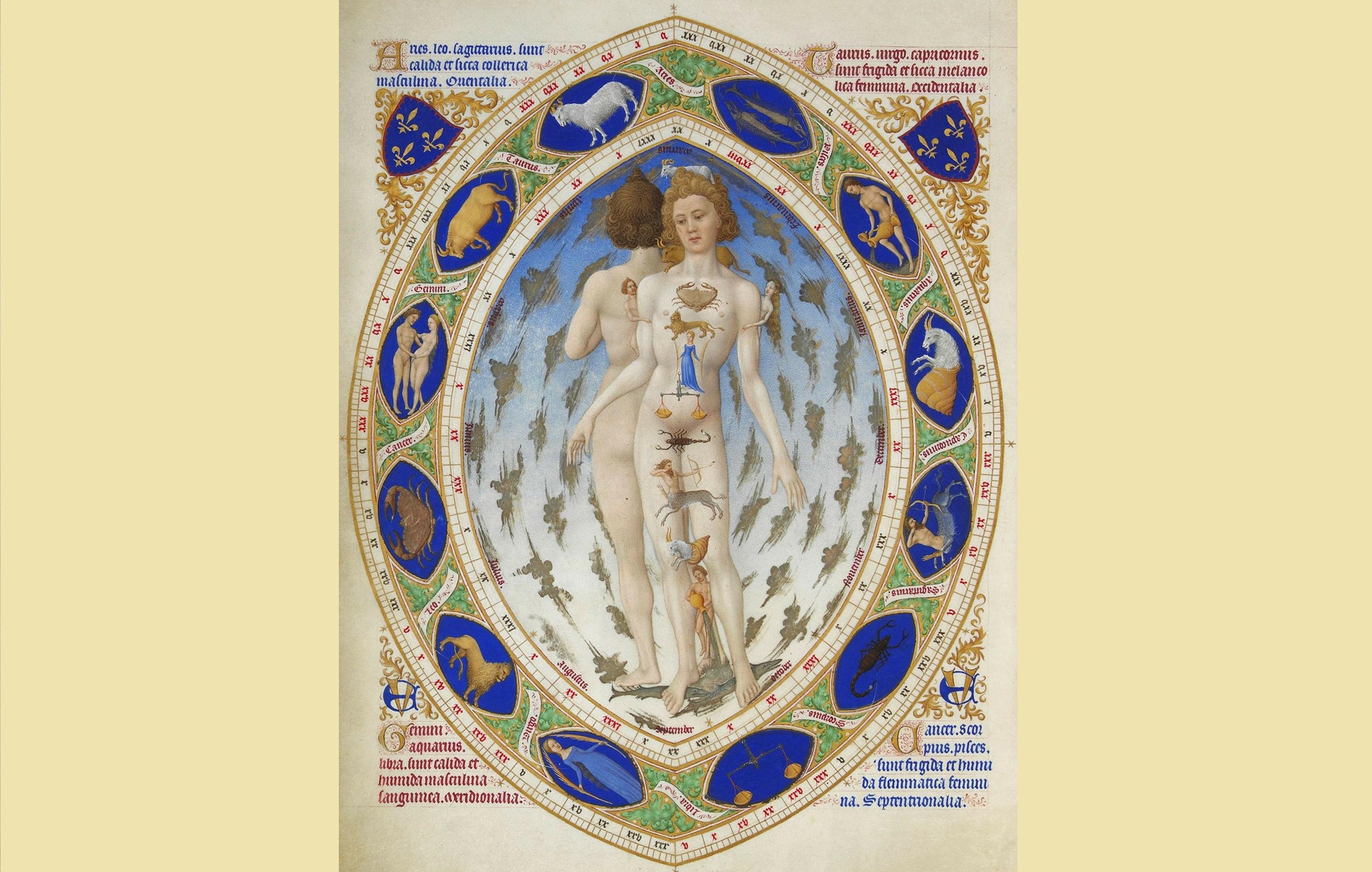 zodiile si partile corpului - sfatulparintilor.ro - pixabay-com - zodiac-60600_1920
