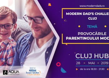 Modern Dad's Challenges cluj