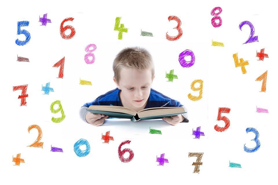 copilul sa invete matematica