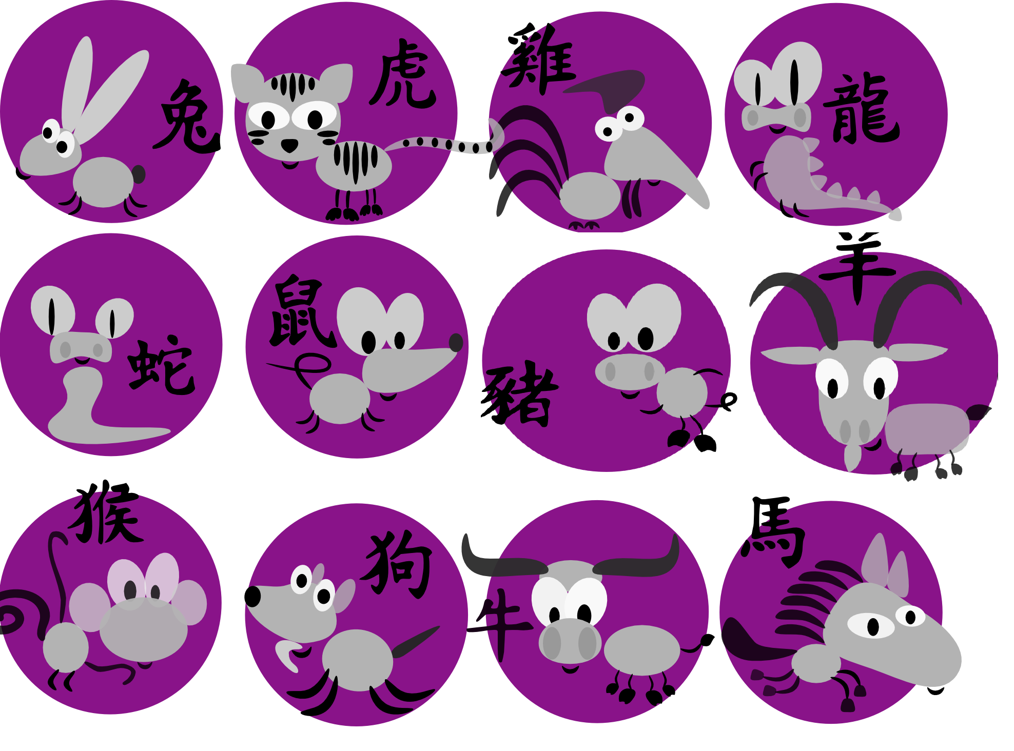 zodiac chinezesc - sfatulparintilor.ro - pixabay_com - animals-160975