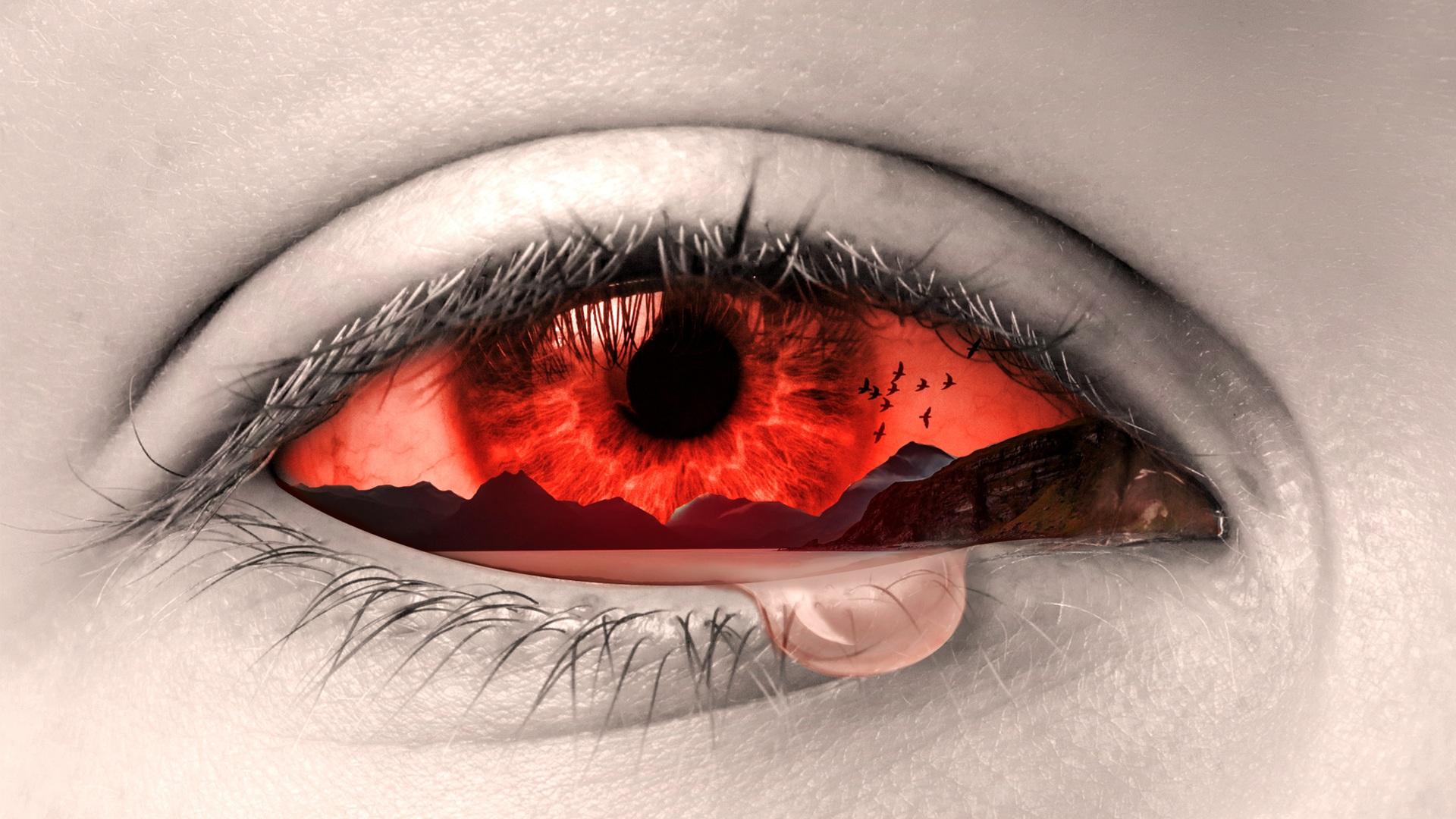 ce inseamna cand visezi ca plangi - sfatulparintilor.ro- pixabay-com - eye-2274884