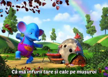 elefantul cici si-a pierdut cipicii - sfatulparintilor.ro - youtube