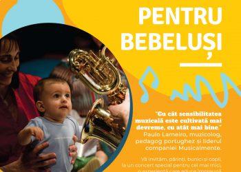 Ludiceea Concerte pentru bebeluși