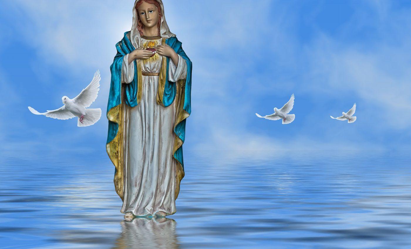 mesajul zilei fecioara maria - sfatulparintilor.ro - pixabay_com - the-faith-4329613_1920