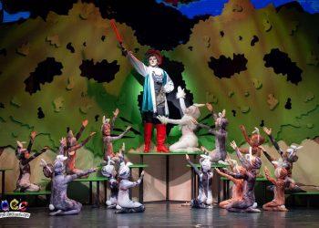 Motanul Încălțat opera comica pentru copii
