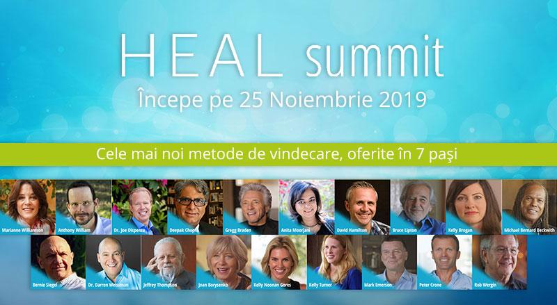 Heal Summit Romania