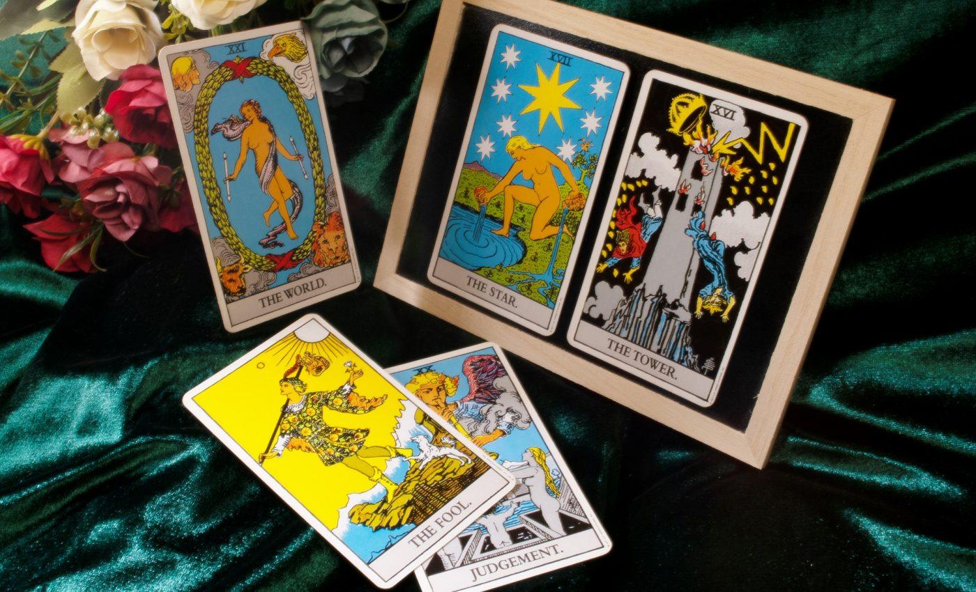 Horoscop 2020 Tarot
