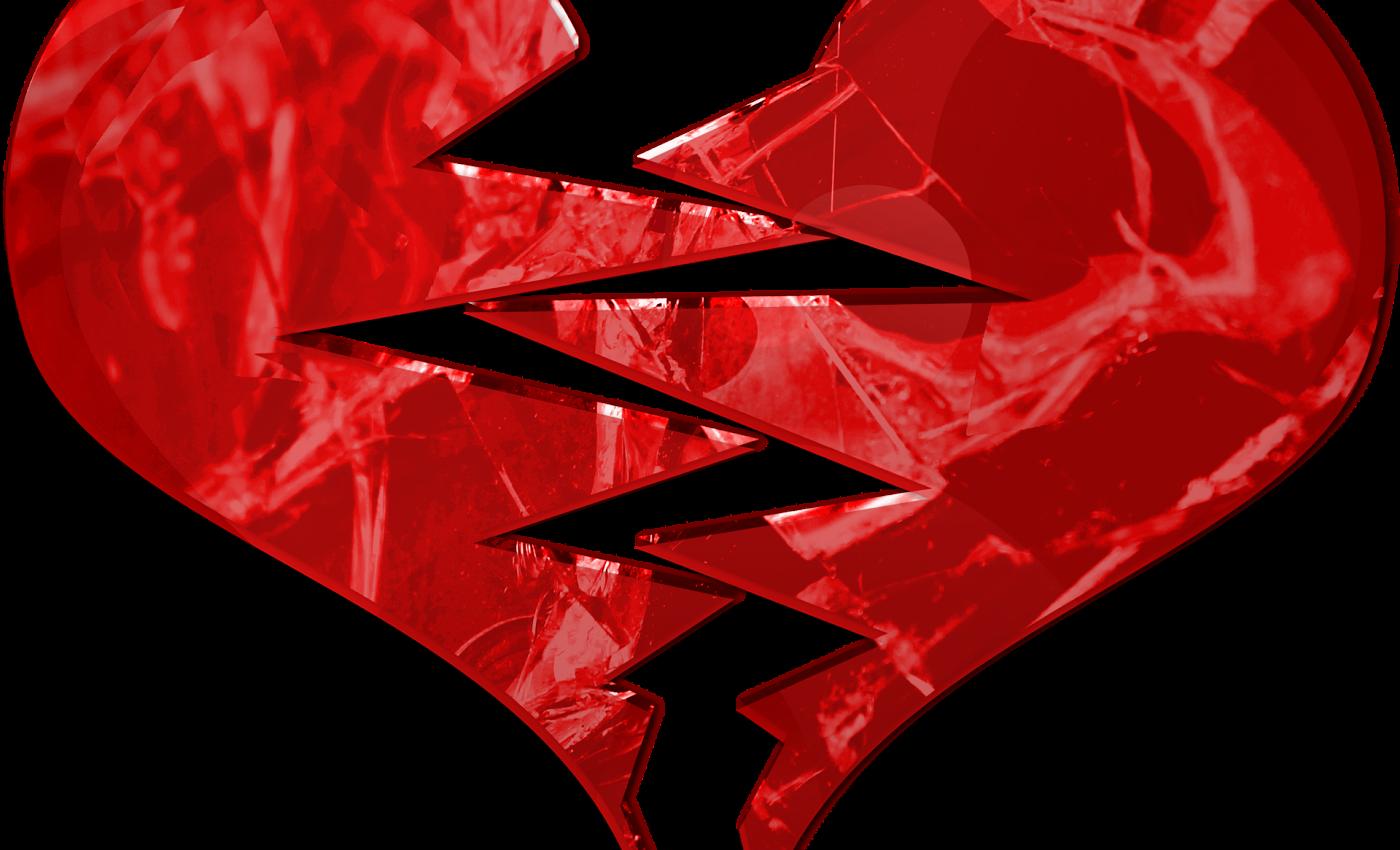 Cum sa te desparti de cineva - sfatulparintilor.ro - pixabay_com - broken-heart-1207383_1920
