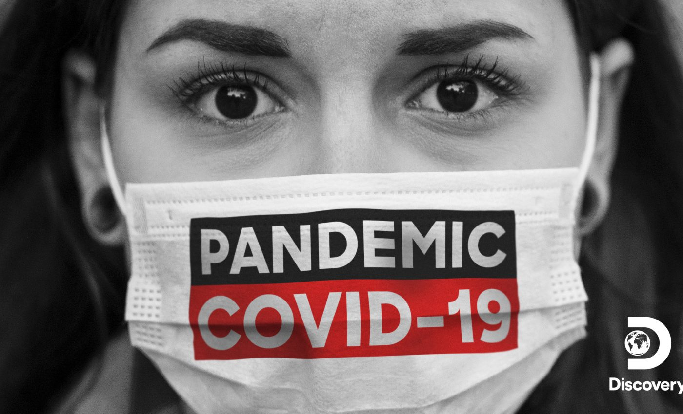 DISCOVERY CHANNEL PANDEMIA COVID