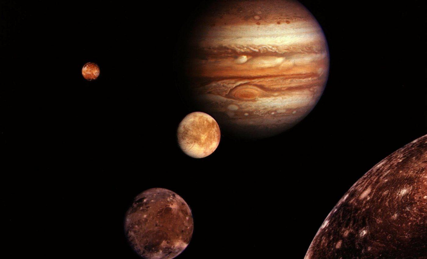 Jupiter si Pluto