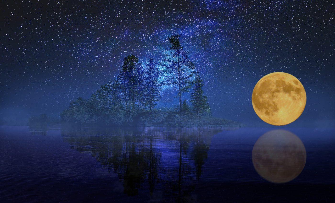 Luna plina in Varsator 2020