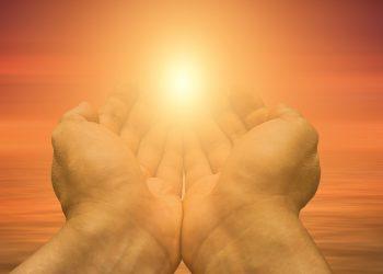 Micul suflet si conversatia sa extraordinara cu Dumnezeu