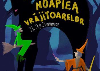 Noaptea Vrăjitoarelor Opera Comică pentru Copii
