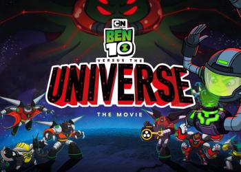 Ben 10 Împotriva Universului