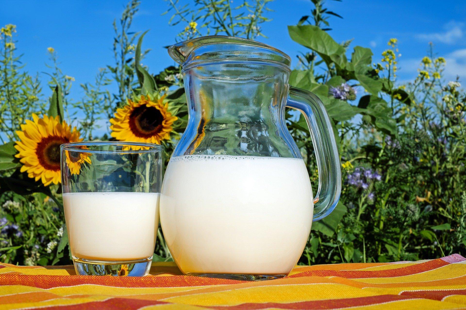 De ce e bine sa bei lapte