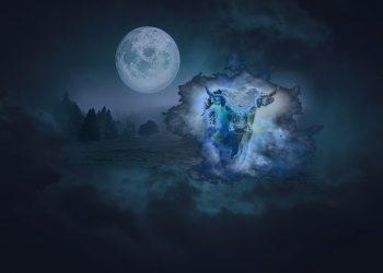 Luna plina in Taur 2020. MicroLuna. Luna plina albastra. Ce aduce cea de-a doua Luna plina a lunii octombrie 2020