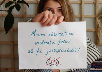 campanie împotriva violenței bazate pe gen