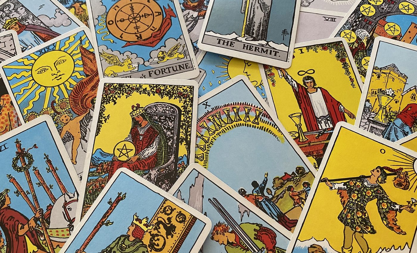 Horoscop 2021 Tarot