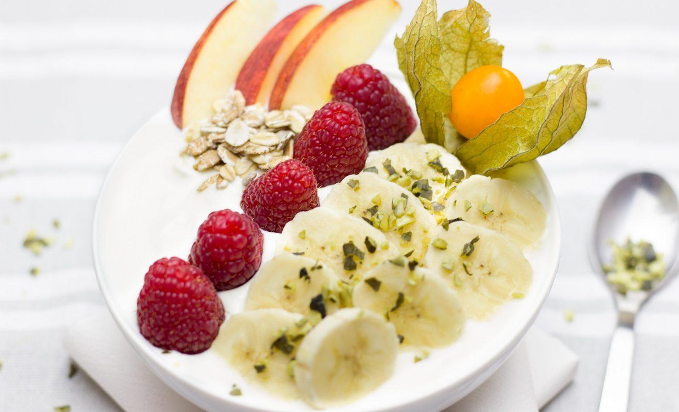 Dieta cu banane si iaurt
