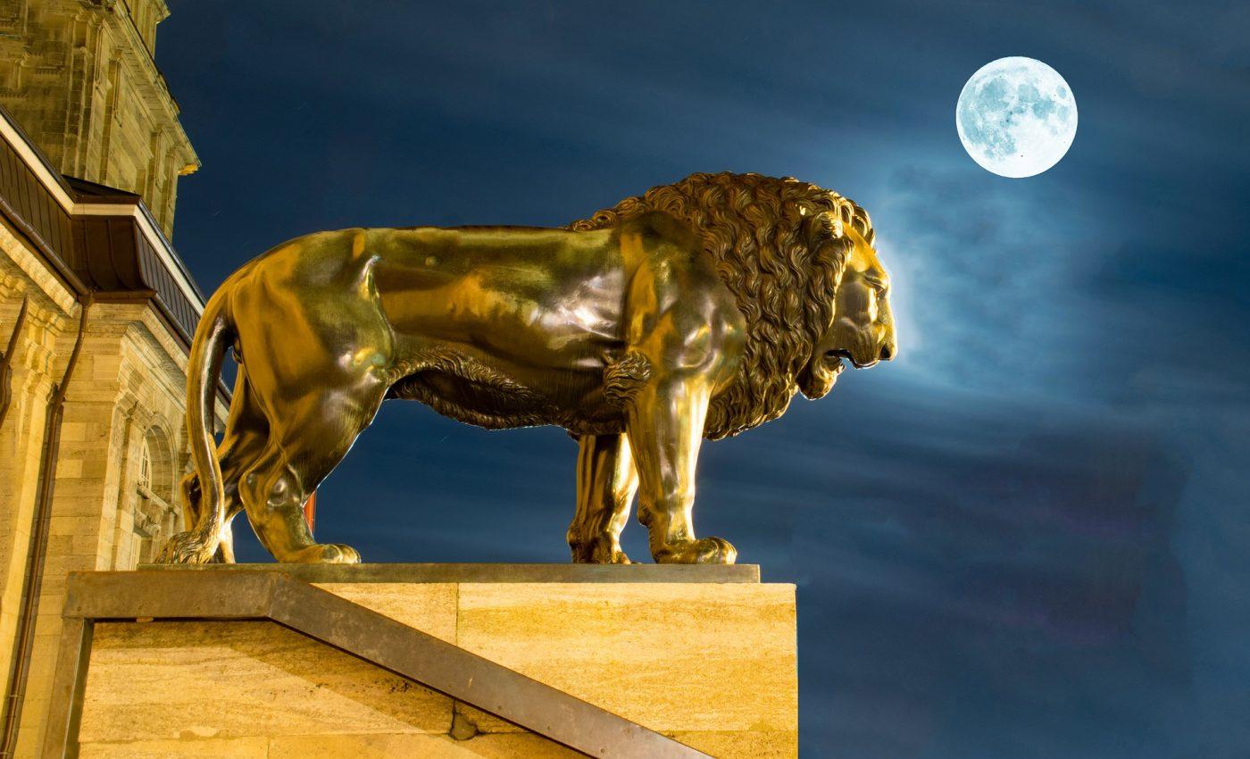 TAROT pentru Luna plina in Leu