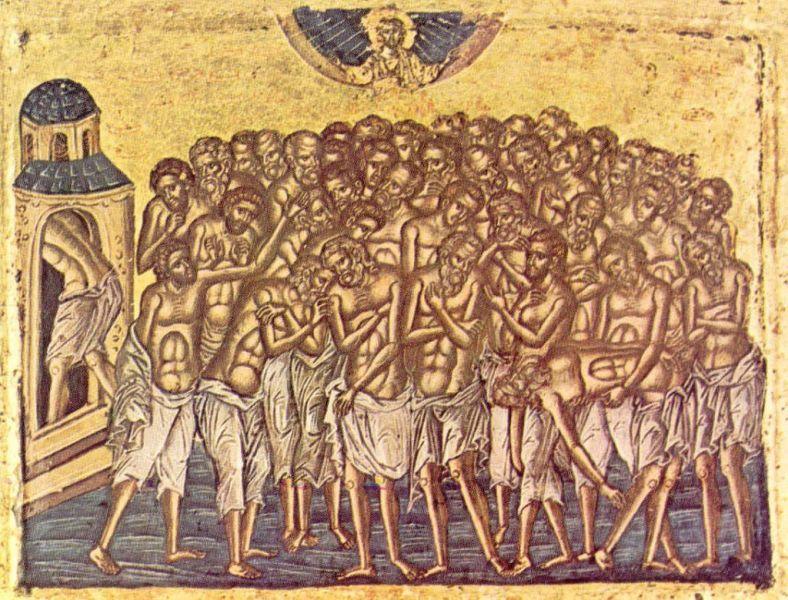 Semnificatiile celor 40 de mucenici - sfatulparintilor.ro - pixabay_com - Sfinţii-40-de-mucenici-din-Sevastia