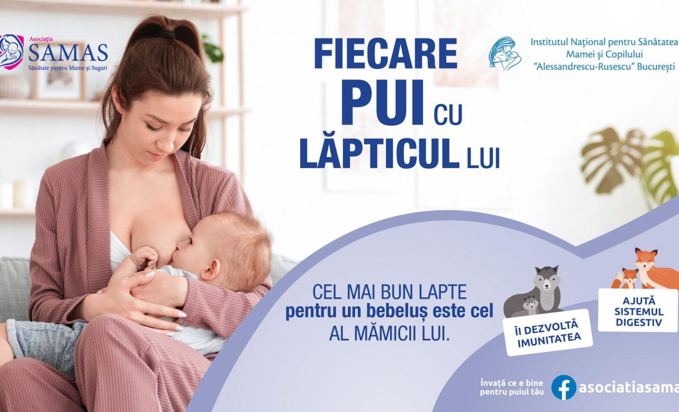 nutriția sănătoasă a bebelușului