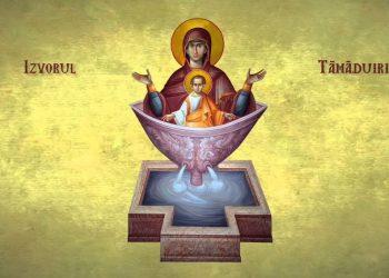 Rugaciune puternica de Izvorul Tamaduirii