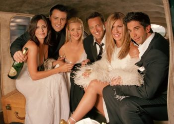 Ce au făcut actorii din Friends - sfatulparintilor.ro - cinemagia.ro - friends-516235l