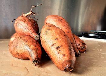 Sunt buni cartofii dulci